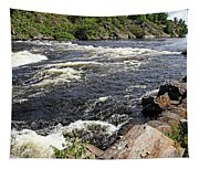 Dalles Rapids French River I Tapestry