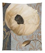 Damask Poppy Tapestry