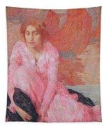 Dame En Rose Tapestry
