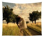 Dance Until Dawn Tapestry