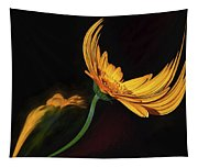 Dancing Flower Tapestry