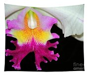 Dancing Orchid Tapestry