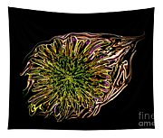 Dandelion Eye  Tapestry