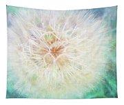 Dandelion In Winter Tapestry