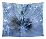 Dandelion Macro Tapestry