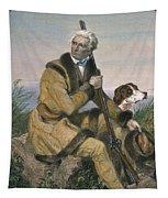 Daniel Boone (1734-1820) Tapestry