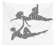 Danse Tapestry