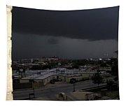 Dark Storm Tapestry