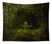 Dark Wood Tapestry