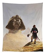 Darth Sphinx 3 Tapestry