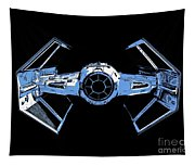 Darth Vaders Tie Figher Advanced X1 Tee Tapestry