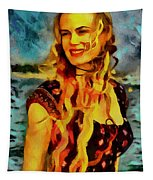 Daryl Hannah Collection - 1 Tapestry