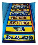 Dat's All Folks Tapestry