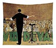 David Devant Poster C1910 Tapestry