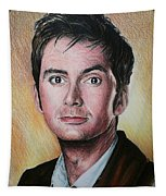 David Tennant Tapestry