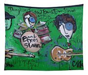 Davy Knowles And Back Door Slam Tapestry