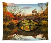 Dawn At Gapstow Tapestry