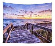 Dawn Colors Tapestry