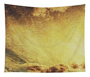 Dawn Of A New Day Texture Tapestry