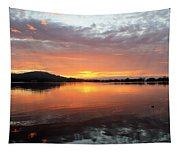 Dawn Panorama Tapestry