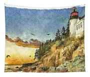Day Is Done 2015 Tapestry