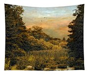 Day Is Done Tapestry