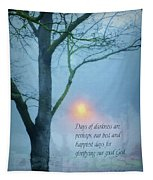 Days Of Darkness Tapestry