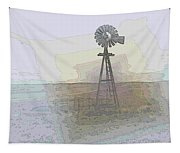 Days Of Wind Tapestry