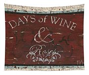 Days Of Wine And Roses Tapestry