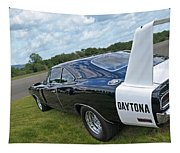 Daytona Charger Tapestry