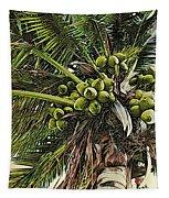 Debbie's Coconuts Tapestry