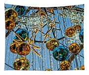 Deck The Halls 1 Tapestry