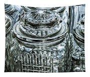 Decorative Glass Jars Tapestry