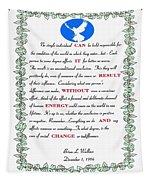 Decree Tapestry