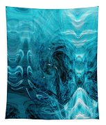 Deep Blue Sea Tapestry