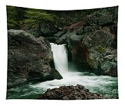 Deer Creek Falls Tapestry