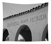 Deerfield Beach Florida Tapestry