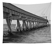 Deerfield Beach Pier Tapestry