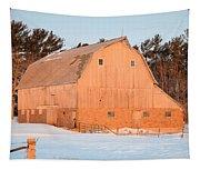 Defunct Winter Tapestry