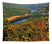 Delaware River From The Appalachian Trail Tapestry