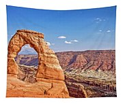 Delicate Arch Tapestry