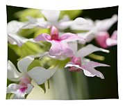 Delicate Orchids By Sharon Cummings Tapestry