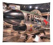 Dennis The Menace, North American F-86d Sabre Tapestry