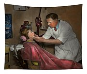 Dentist - Making An Impression - 1936 Tapestry