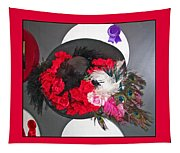 Derby Day Hat - 3 Tapestry