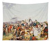 Derby Day Tapestry