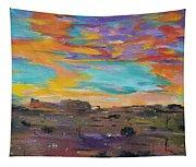 Desert Finale Tapestry