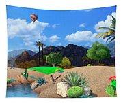 Desert Splendor Tapestry