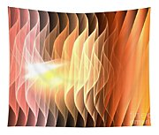 Desert Waves Tapestry