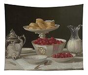 Dessert Still Life, 1855 Tapestry
